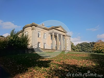 Mansion House Roundhay Park Leeds UK
