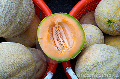 Sliced Mellon