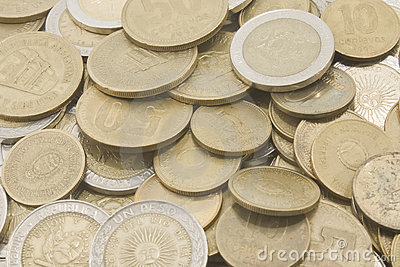 Argentinians coins