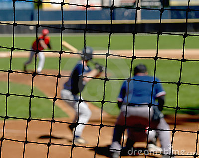 Baseball Backstop Net
