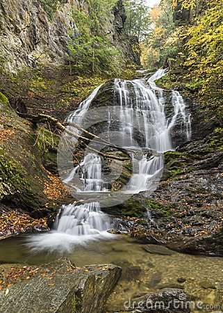 Moss Glen Falls and Gorge