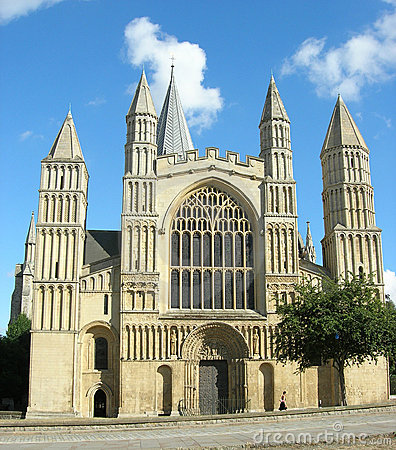 Rochester cathedral 1