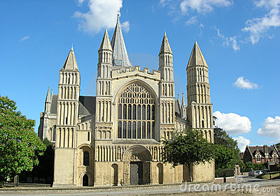 Rochester cathedral 2