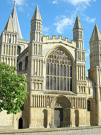Rochester cathedral 3