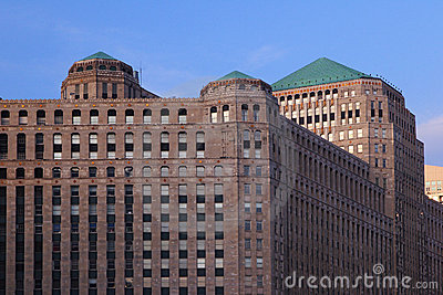 Merchandise Mart, Chicago Gothic Architecture
