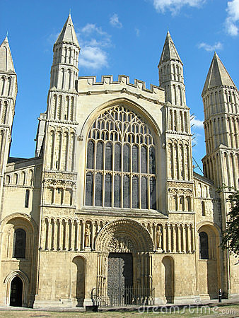 Rochester cathedral 6