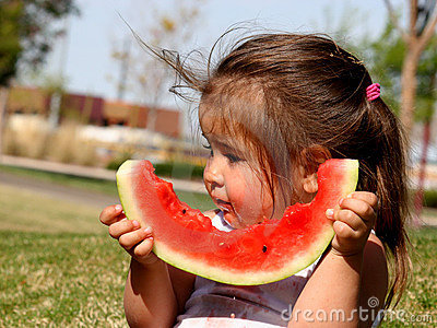 Watermelon in the Park