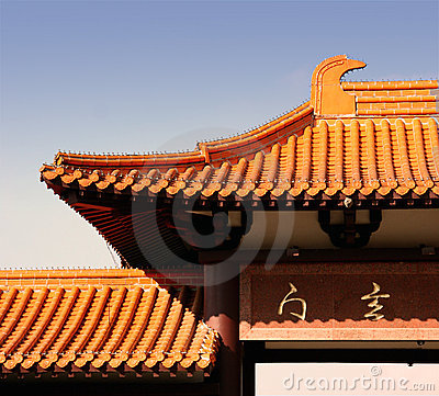 Buddhist Temple architecture