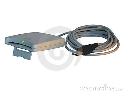 Security Card Reader