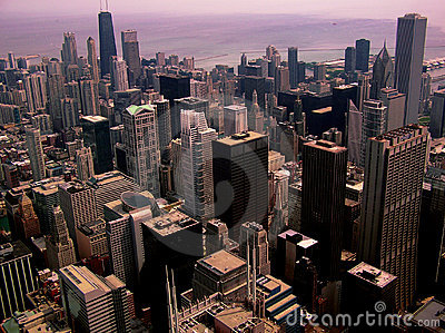 Chicago City Scape #1