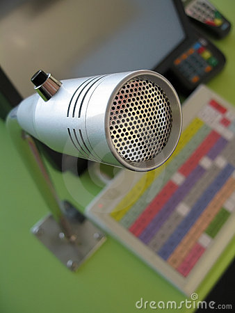 Fast Food Microphone