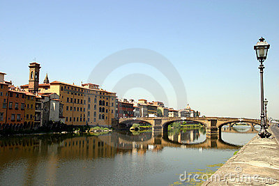 River view in Florence