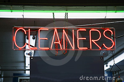 Neon Cleaners