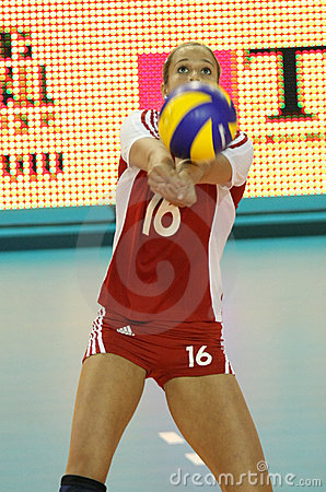 FIVB WOMEN'S VOLLEYBALL CHAMPIONSHIP - CZECH REP.