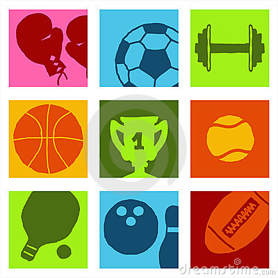 Sports icons 1