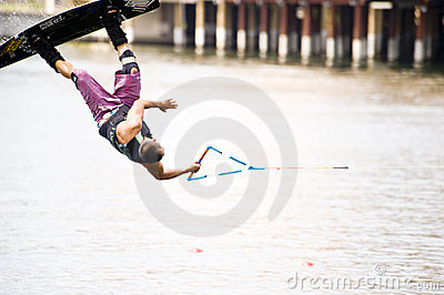 Wakeboard Competitor