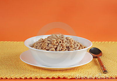Bowl of cereals