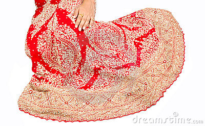 Indian Bridal lehnga