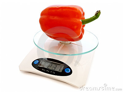 Paprika at scales