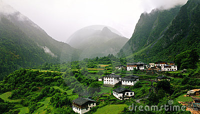 Yu-Beng villages