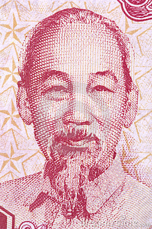Ho Chi Minh on Currency Note