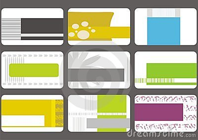 Business Card Templates Collection