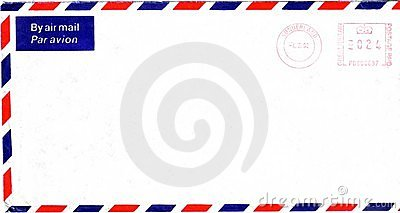 English envelope