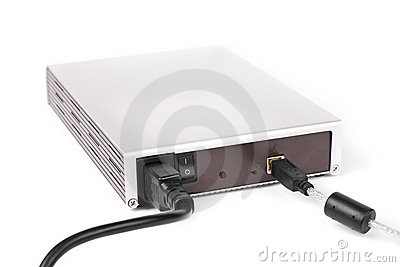 Mobile rack (portable hdd box)