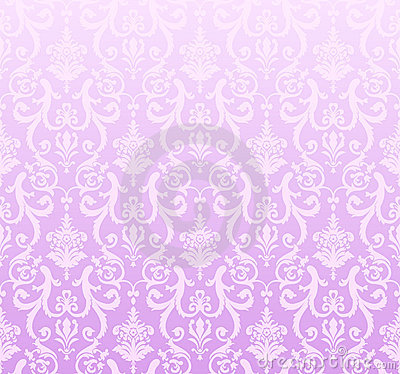 Seamless background pink