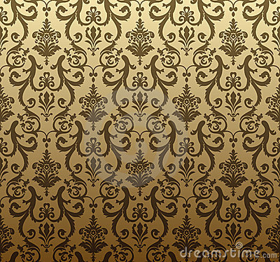 Seamless background brown
