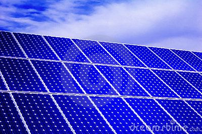 Photovoltaic, solar panel - Renewable energy