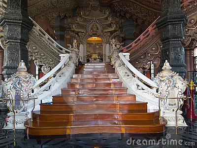 The Erawan Museum in Bangkok