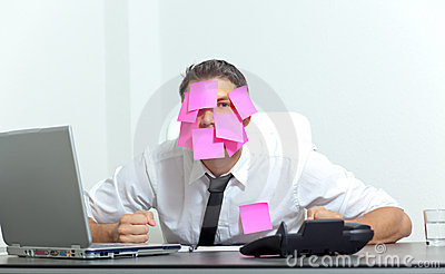 Office frustrated