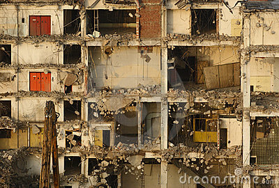Demolition in detail