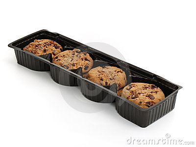 Pack of cookies