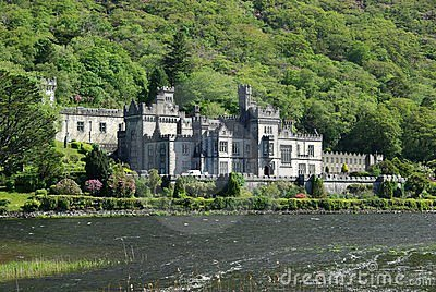 Abbey in Ireland