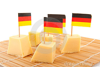 German cheese