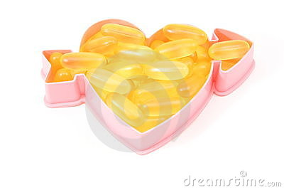 Heart Healthy Fish Oil