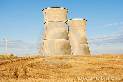 Cooling Towers at Dawn