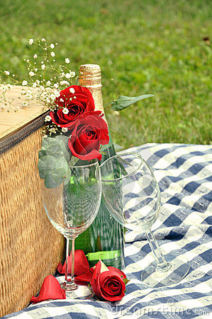 Romantic Picnic Drink