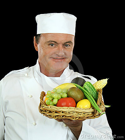 Basket Of Fruit Chef