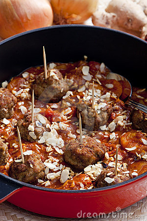 Minced meat balls