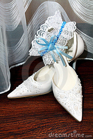 Shoes for bride