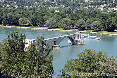 Pont d'Avignon bridge