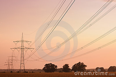 Electrical High Tension Lines