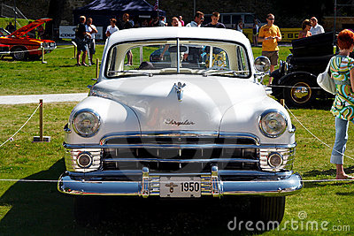 1950 Chrysler New Yorker DeLuxe
