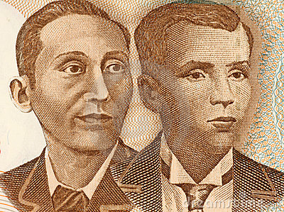 Apolinario Mabini and Andres Bonifacio