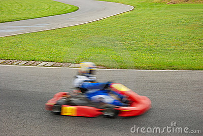 Go-cart racing