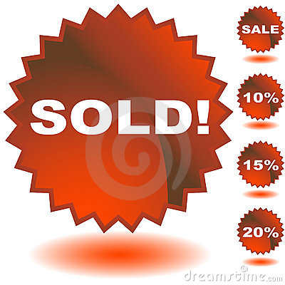 Sold Seal Signs