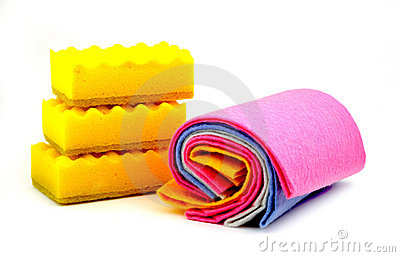 Cleaning, Textile,